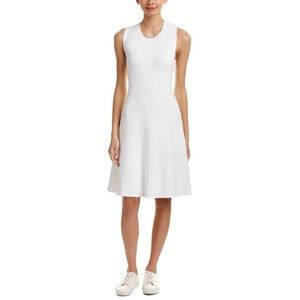 NWT A.L.C. Wolff A-Line Dress in White